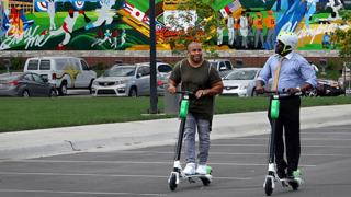 Dockless scooter company halts KC operations, plans to return this spring