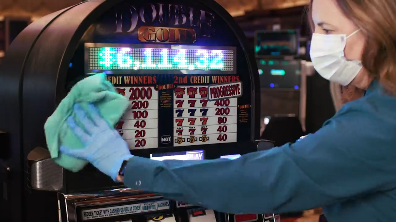 As casinos reopen in KC, attention turns to social distancing, 'high-touch surfaces'