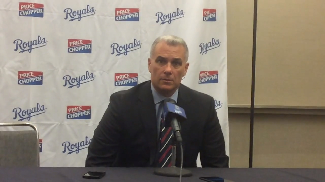 Royals GM Dayton Moore expects Perez and Mondesi to be ready for opening day