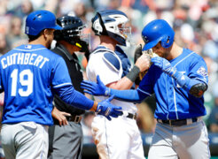 Ned Yost on Royals' 8-5 win over Tigers: 'Grand slam was huge and Whit broke it open'