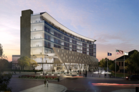Renderings: New Johnson County Courthouse