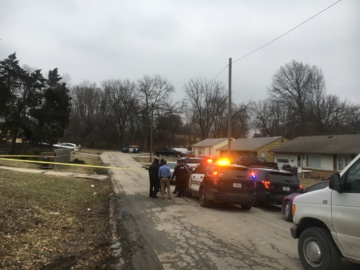 Victim shot in the leg Thursday afternoon, KCK police say