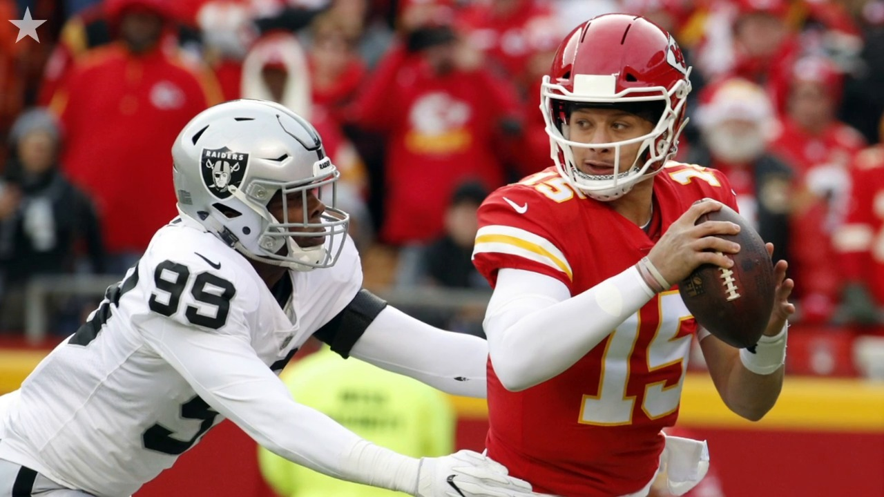 Chiefs film review: Here are four plays Patrick Mahomes probably wants back