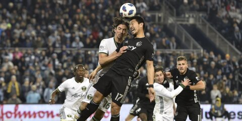 Sporting KC's Roger Espinoza reflects on 2018, looks ahead to 2019