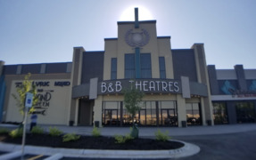 Take a look at the new B&B theater opening in Liberty