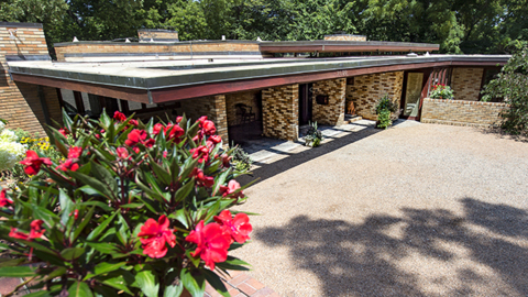 Nebraska bidder buys KC's Frank Lloyd Wright house at auction for $920,000