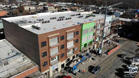 Overland Park's Market Lofts finally showing progress after lawsuits, incentive cuts