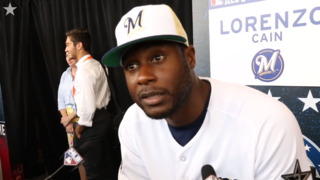 Lorenzo Cain on how MLB can reach out to youth, improve diversity