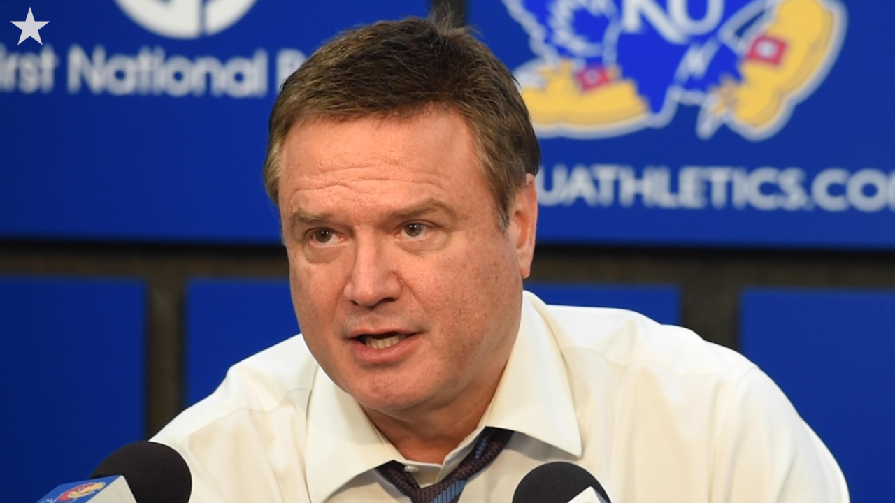 Kansas Jayhawks having a No. 1 seed kind of season, yet are chasing Baylor in Big 12
