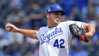 Brad Keller's best outing to date in Royals win over Angels