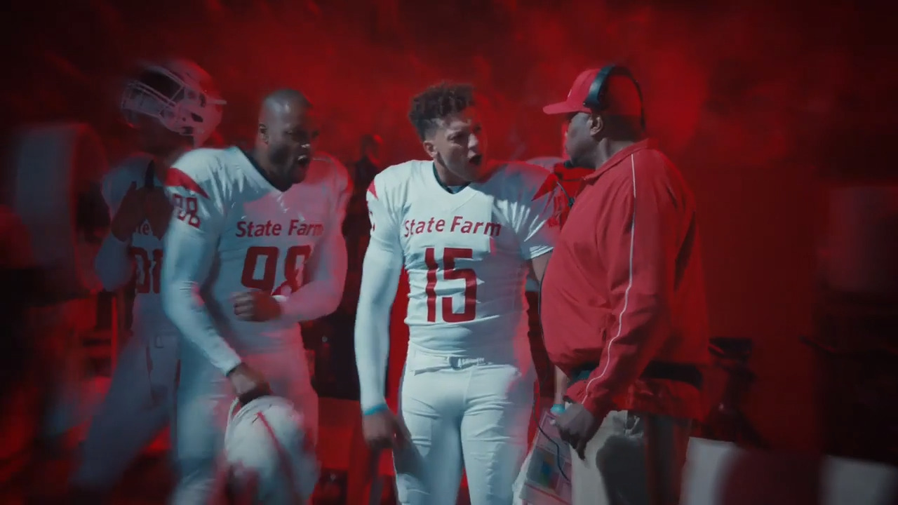 Patrick Mahomes Stars In New Commercials For State Farm The Kansas City Star