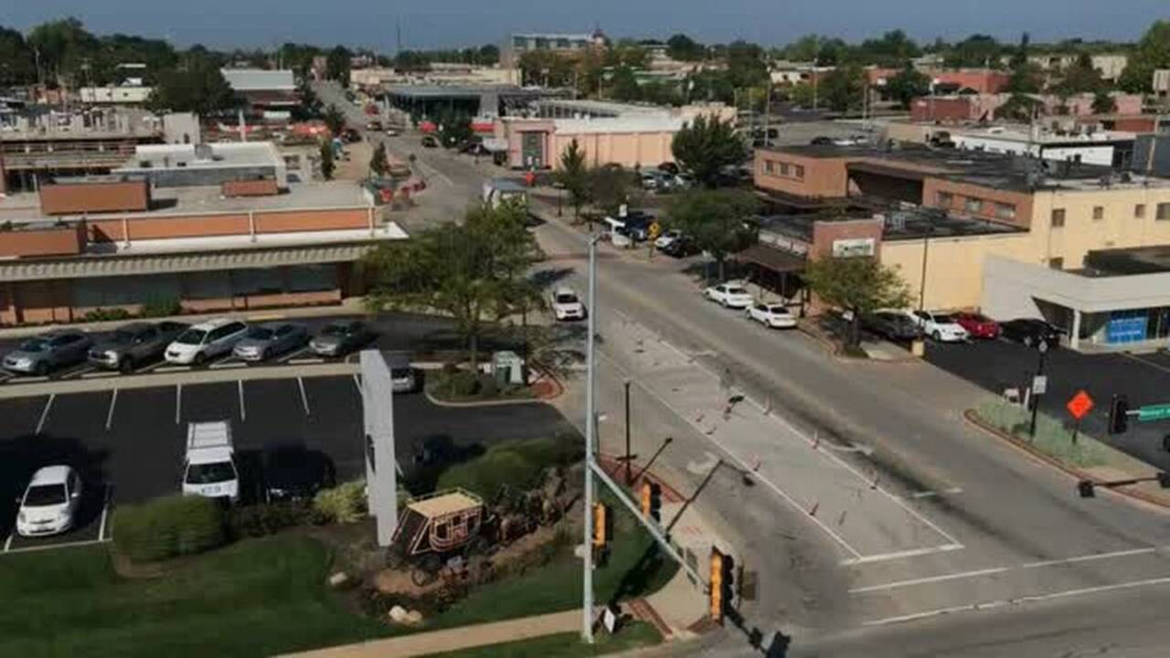Downtown Overland Park Is Booming With New Apartment Construction And Changes Are In For Por Farmers Market The Kansas City Star