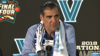 Jay Wright on winning NCAA title with Villanova: 'We're humbled and blessed to be in this position'