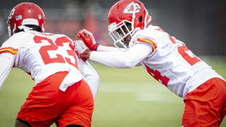 KC Chiefs' David Amerson on playing press coverage at corner