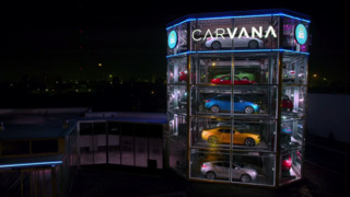 'Car vending machine' dispenses buyers' purchases