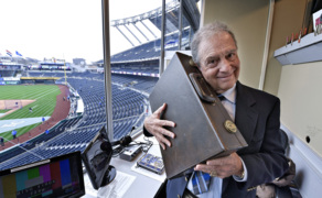 See what's inside Royals announcer Denny Matthews' 50-year-old briefcase