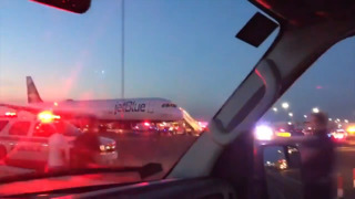 JetBlue pilot mistakenly sends hijack alert while taxiing at JFK