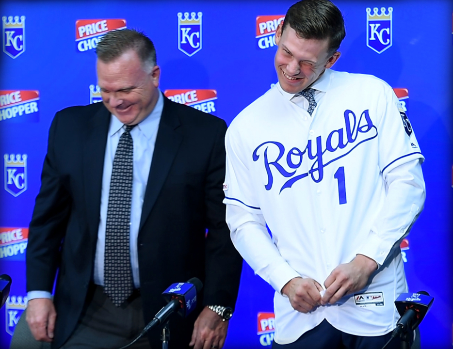 Royals prospect Bobby Witt Jr.'s next challenge: 'He ain't tasted his own blood yet'