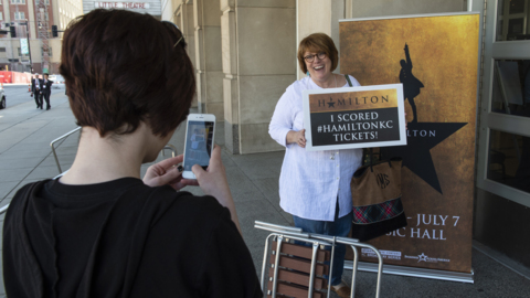 Missed out on ultra-popular 'Hamilton' tickets? Here's how you can get one for $10
