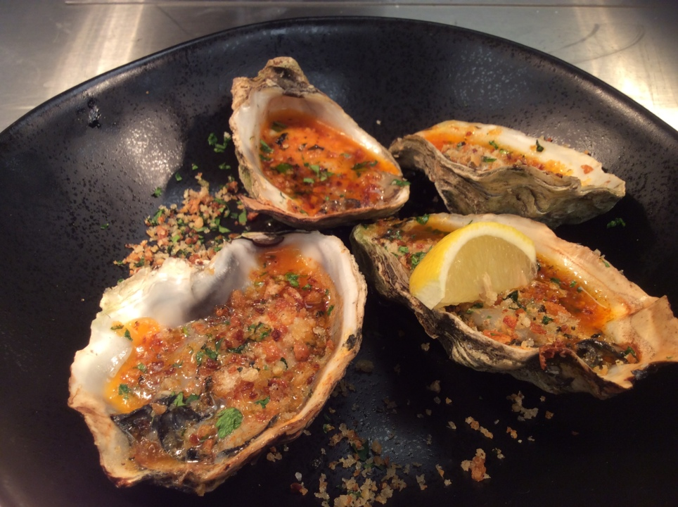 Michael Smith S Farina In The Crossroads Has Pasta Oysters
