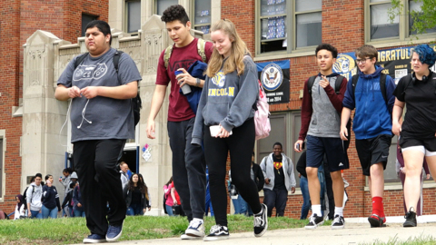 Lincoln Prep soon may no longer be majority black. Is that a sign of loss or progress?