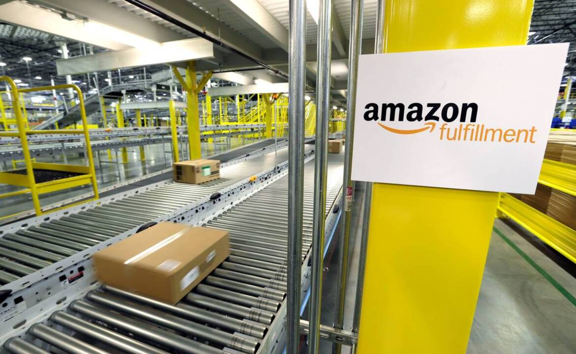 Amazon Fulfillment Center To Open In Kck Bring In More