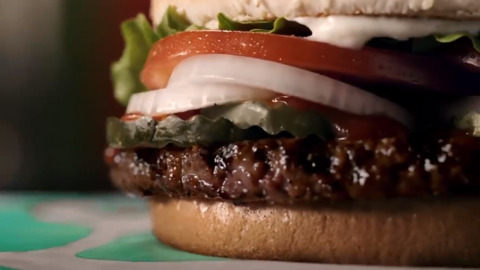 COMMERCIAL: The Impossible Whopper