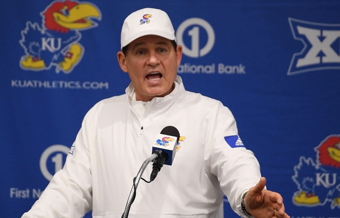 Grades from KU football's 29-24 loss to West Virginia and looking ahead to TCU