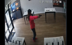 KCPD robbery video