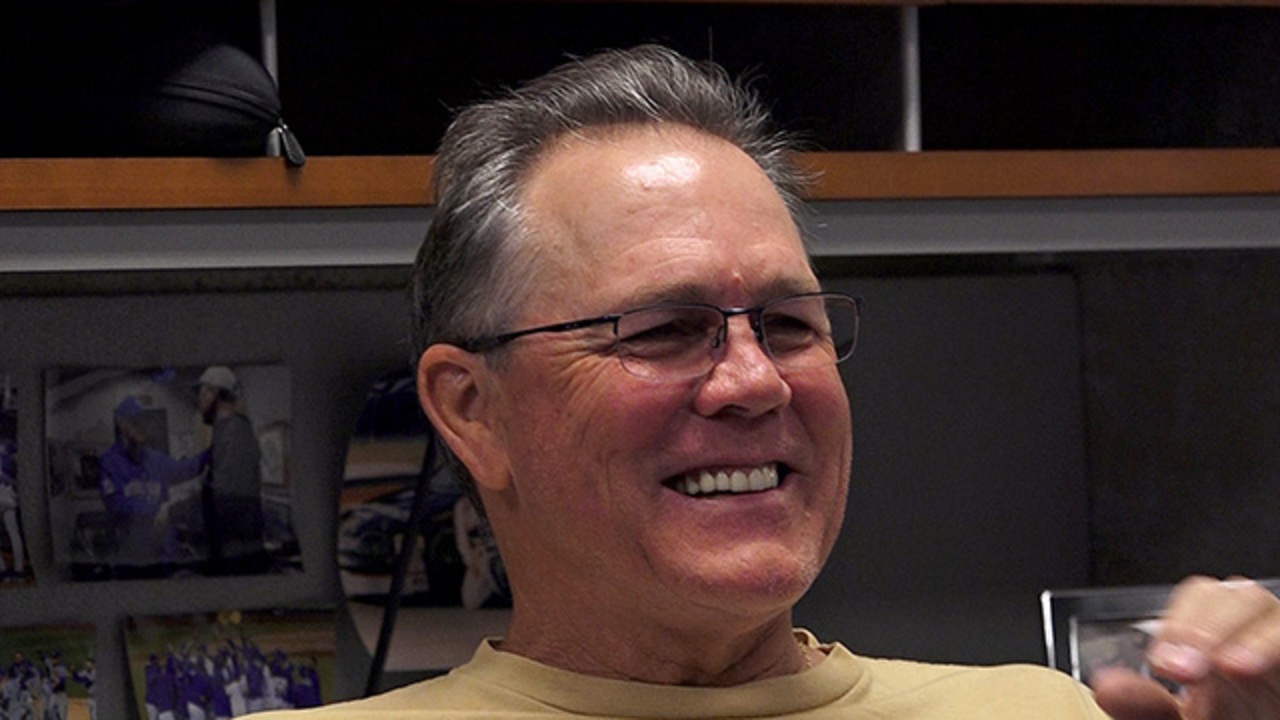 Ned Yost pranked his wife into thinking he was in a ...