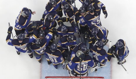 St. Louis fan could win $100,000 if Blues are crowned Stanley Cup champions