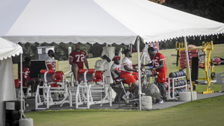 Chiefs reveal some pecking order with release of first depth chart
