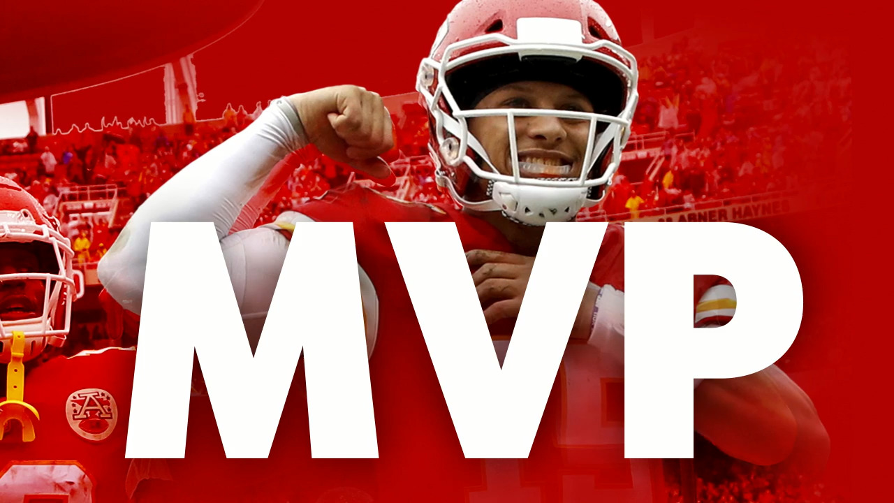 Chiefs' Patrick Mahomes is a nominee for two ESPY awards. Here is his competition.