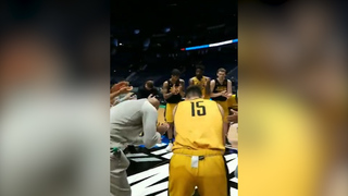 NCAA dream over for Mizzou, but they still win the prize for most wholesome post-practice ritual