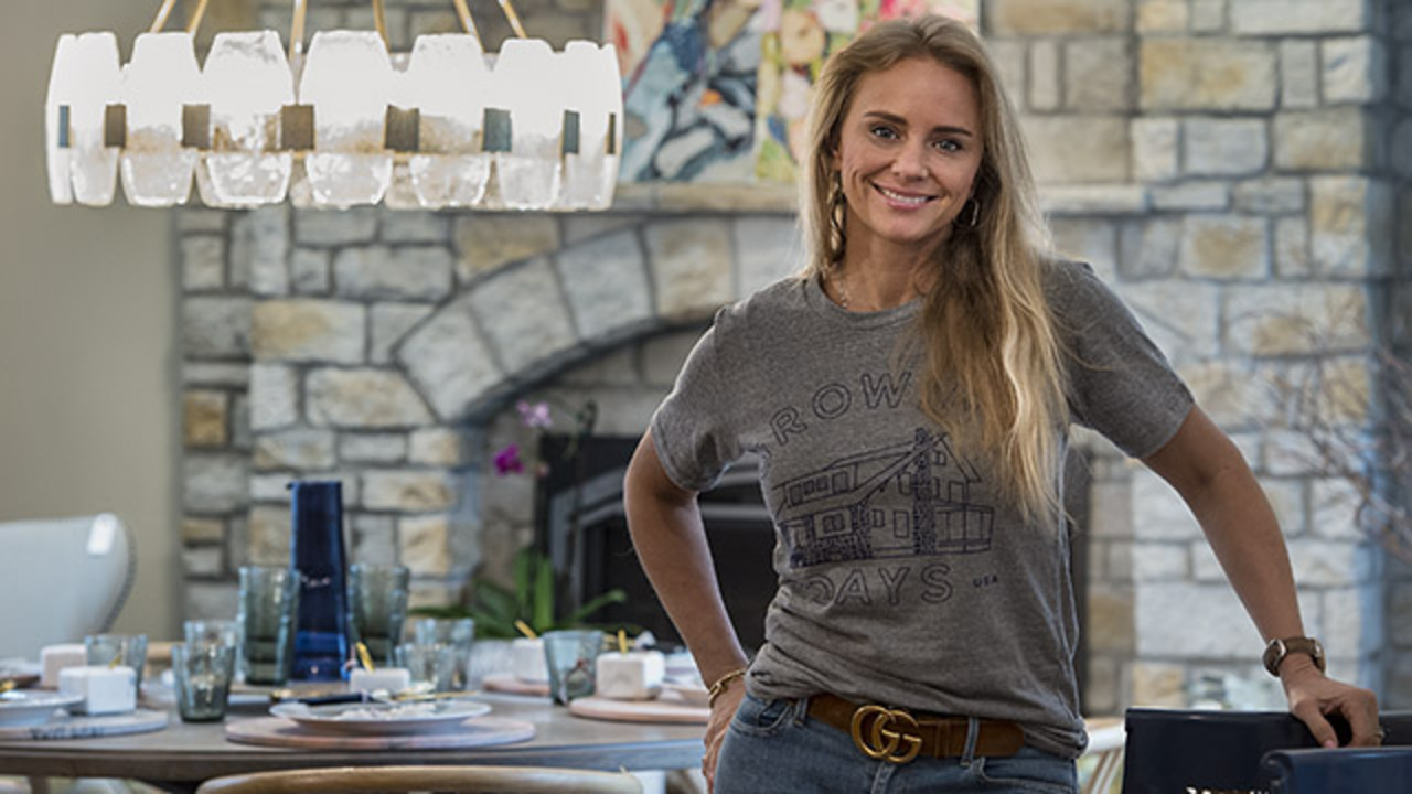 Here's how you can buy a piece of Tamara Day's Leawood project for 'Bargain Mansions'