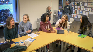 High school students prepare for 'March For Our Lives'