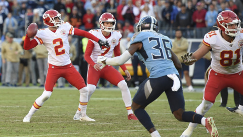 Chiefs' punter/holder Dustin Colquitt on what went wrong