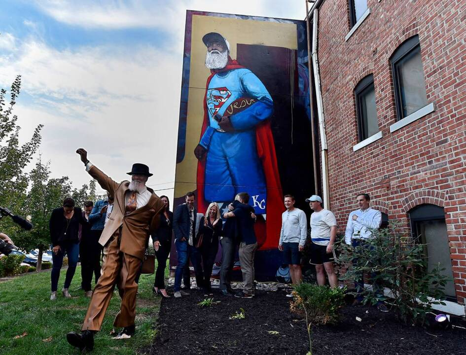 These new murals honoring KC are destined for your Instagram