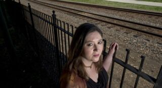 Listen to Rachel Black perform 'Edyka,' her Holocaust song, in Overland Park
