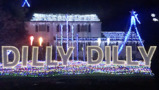 Watch: 'Dilly Dilly' Holiday Light Extravaganza