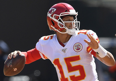 Airing of passes ... and grievances: How and why Patrick Mahomes has become more vocal