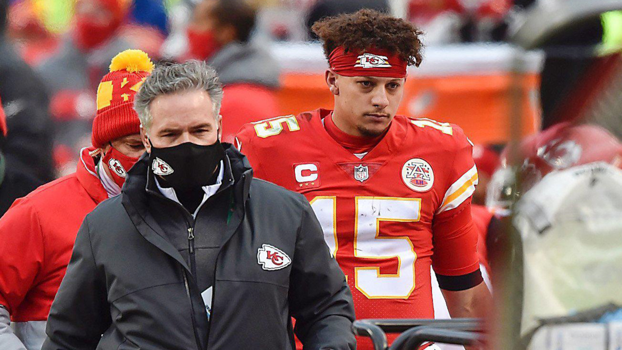 Mellinger Minutes: Best time to Chiefs, Andy Reid (guts!), and why is Mahomes running?