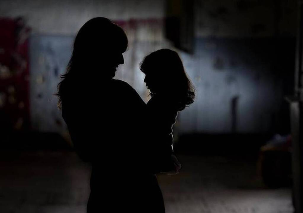 Mother raped with daughter by her side tells her harrowing