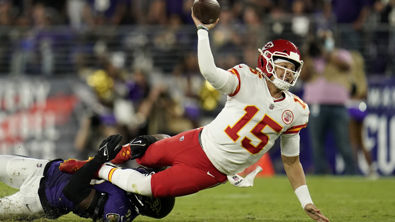 Breaking down the good, bad, ugly in Kansas City Chiefs' 36-35 loss to Baltimore Ravens