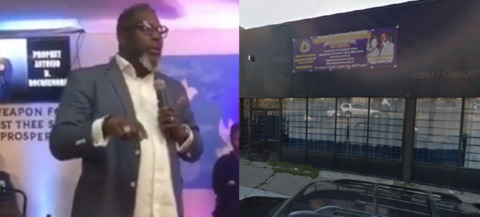 Chicago pastor asks man in drag to leave church, 'go put on man clothes'