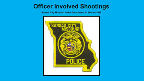 Training slideshow used for Kansas City police shootings faces criticism
