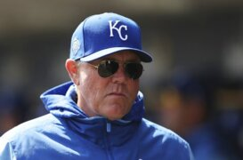 Ned Yost on Royals bullpen changes: 'We always like to get through the first month'