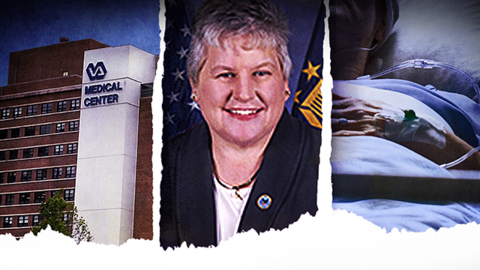 'Queen of cover-ups': Head of Kansas City VA hospital has history of withholding info