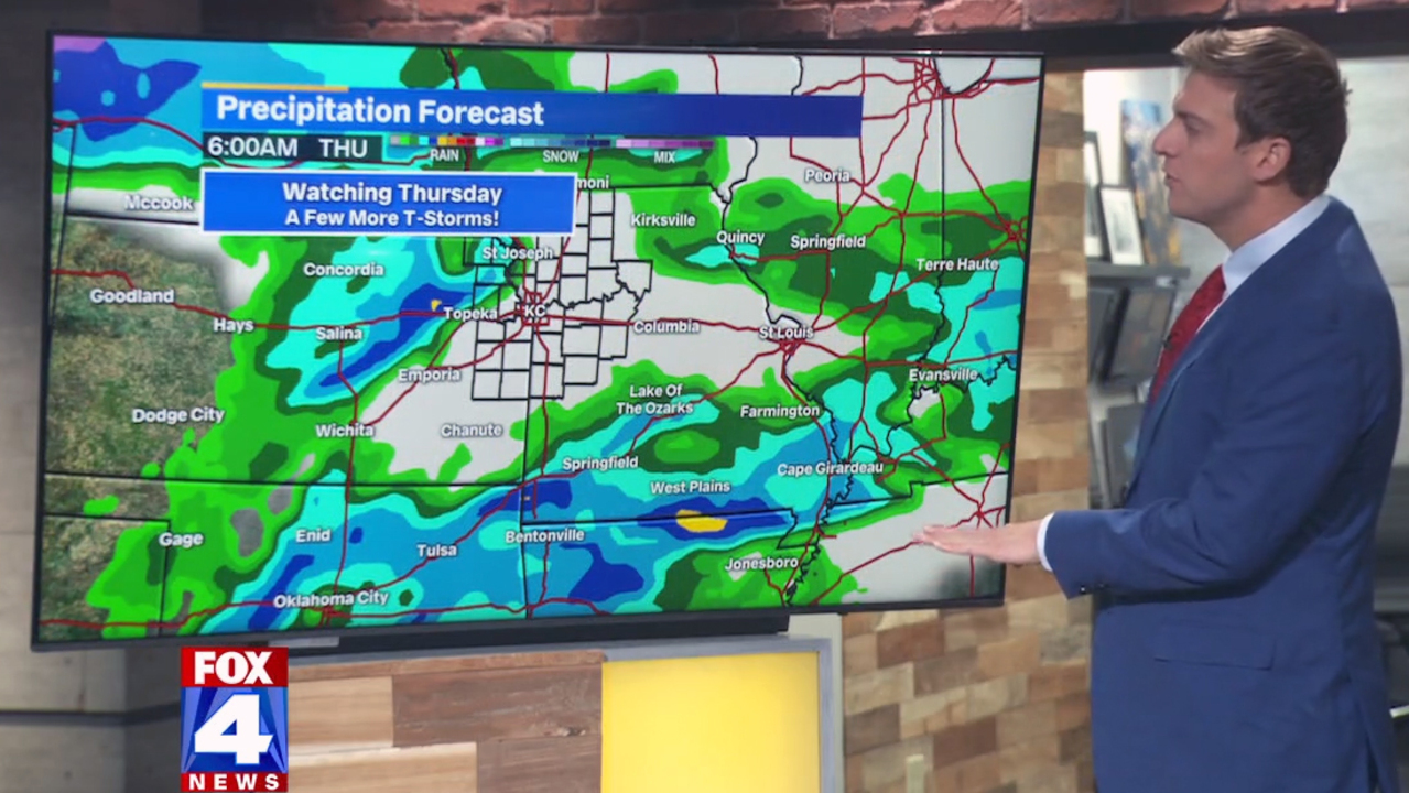 Severe Weather Is Possible In Kansas City This Week The Kansas City Star