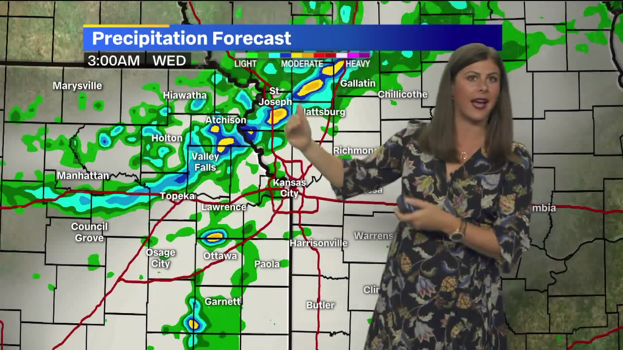 'Beautiful day ahead' for first day of fall in Kansas City; rains return mid-week